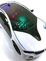 Недорогие -Гоночная машинка Транспорт Автомобиль Полипропилен + ABS Дети Мальчики Девочки Игрушки Подарок
