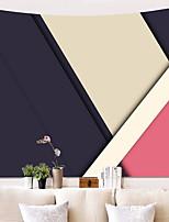 Недорогие -Абстракция Декор стены 100% полиэстер Modern Предметы искусства, Стена Гобелены Украшение