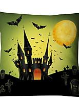 Недорогие -Праздничные украшения Украшения для Хэллоуина Хэллоуин Развлекательный Декоративная / Cool Зеленый 1шт