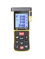 Недорогие -1 pcs Пластик Дальномер Измерительный прибор / Pro 0.05 to 80(m) RXEZ802