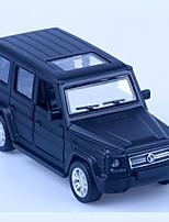 Недорогие -Игрушечные машинки внедорожник Автомобиль Cool Пластиковые & Металл Детские Все Игрушки Подарок
