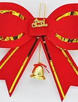 Недорогие -Праздничные украшения Рождественский декор Рождественские украшения Для вечеринок Красный 1шт