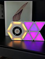 abordables -brelong smart touch capteur couleur de jouet coloré batterie de lumière de nuit (sans batterie) 1 pc