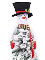 Недорогие -Орнаменты Нетканое полотно Свадебные украшения Рождество / Вечеринка / ужин Новогодняя тематика / Креатив / Урожай Theme Зима