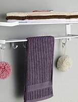 Недорогие -Держатель для полотенец Новый дизайн / Cool Modern Алюминий 1шт Двуспальный комплект (Ш 200 x Д 200 см) На стену