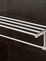 Недорогие -Полка для ванной Креатив Современный Алюминий 1шт Двуспальный комплект (Ш 200 x Д 200 см) На стену