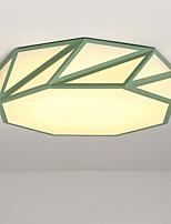 abordables -Géométrique Montage du flux Lumière d'ambiance Finitions Peintes Métal Intensité Réglable, Design nouveau 220-240V Intensité Réglable