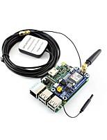 Недорогие -wavehare gsm / gprs / gnss / bluetooth шляпа для малины pi