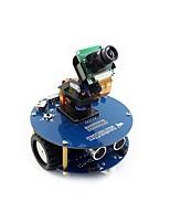 abordables -waveshare alphabot2-pizero w (fr) alphabot2 kit de construction de robot pour framboise pi zéro w (wifi intégré)