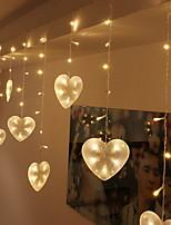 abordables -3M Guirlandes Lumineuses 120 LED Blanc Chaud Décorative 220-240 V 1 set