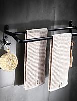 Недорогие -Держатель для полотенец Новый дизайн / Cool Современный Металл 1шт 2-х опорная балка На стену