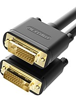 Недорогие -Unitek DVI Кабель, DVI к DVI Кабель Male - Male 1080P 1.5M (5Ft)