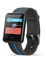 Недорогие -Умный браслет F5 для Android iOS Bluetooth Водонепроницаемый Пульсомер Измерение кровяного давления Сенсорный экран Израсходовано калорий