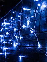 abordables -4m Guirlandes Lumineuses 120 LED Bleu Décorative 220-240 V 1 set