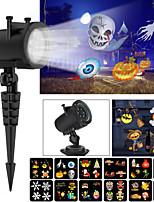 Недорогие -1шт LED Night Light / Небесный проектор NightLight / Настенный светильник Тёплый белый От электросети Для детей / Очаровательный / Творчество
