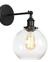 baratos -Estilo Mini Simples / Retro / Vintage Luminárias de parede Quarto de Estudo / Escritório / Lojas / Cafés Metal Luz de parede 110-120V / 220-240V