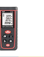 Недорогие -1 pcs Пластик Дальномер / инструмент Измерительный прибор / Pro 0.05 to 40(m) RZ-S40