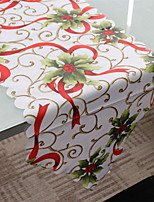 Недорогие -Праздничные украшения Рождественский декор Рождество Декоративная Белый / Желтый / Красный 1шт