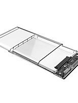Недорогие -Корпус жесткого диска Легко для того чтобы снести пластик USB 2.0 2139U3