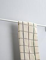 Недорогие -Держатель для полотенец Новый дизайн / Cool Modern Алюминий 1шт 1-Полотенцесушитель На стену