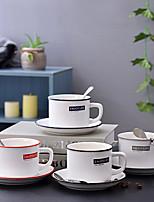 Недорогие -Drinkware Фарфор Необычные чашки / стаканы Милые 1 pcs