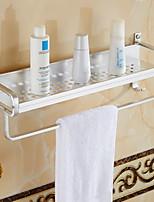 Недорогие -Держатель для полотенец Новый дизайн / Многофункциональный Modern Алюминий 1шт Односпальный комплект (Ш 150 x Д 200 см) На стену