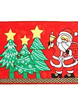 abordables -Décorations de vacances Décorations de Noël Décorations de Noël Décorative Rouge 1pc