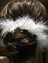 Недорогие -Швейные булавки Аксессуары для волос Перья парики Аксессуары Жен. 6pcs штук 1-4 дюйм см Свадебные прием Старинный Ручная Pабота