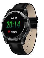 abordables -Montre Smart Watch Bracelet à puce YY-M11 pour Android iOS Bluetooth Sportif Imperméable Moniteur de Fréquence Cardiaque Mesure de la pression sanguine Ecran Tactile Chronomètre Podomètre Rappel