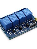 Недорогие -4-канальный модуль постоянного тока 5v для ардуиновой малины pi dsp avr pic arm