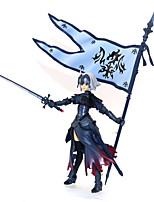 Недорогие -Аниме Фигурки Вдохновлен Судьба / Великий заказ Jeanne d'Arc ПВХ 12 cm См Модель игрушки игрушки куклы
