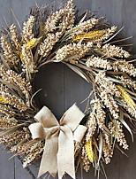 Недорогие -Праздничные украшения Рождественский декор Рождественские украшения Декоративная Бежевый 1шт
