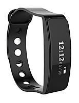 abordables -Montre Smart Watch E-TLW05 pour Android iOS Bluetooth Mesure de la pression sanguine Ecran Tactile Calories brulées Enregistrement de l'activité Information Minuterie Chronomètre Moniteur d'Activit