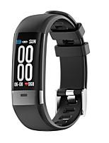 Недорогие -Indear G36 Умный браслет Android iOS Bluetooth Спорт Водонепроницаемый Пульсомер Измерение кровяного давления Сенсорный экран / Израсходовано калорий / Длительное время ожидания / Педометр