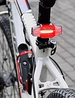 Недорогие -огни безопасности - Велосипедные фары Велоспорт Водонепроницаемый, Портативные, Защита от пыли Литий-ионная аккумуляторная батарея 100 lm Перезаряжаемый Велосипедный спорт