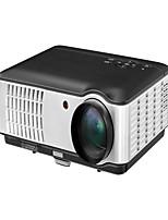 Недорогие -Factory OEM RD-806 ЖК экран Бизнес-проектор / Проектор для домашних кинотеатров / Образовательный проектор Светодиодная лампа Проектор 2800 lm Поддержка 1080P (1920x1080) 50-200 дюймовый Экран / ±15°