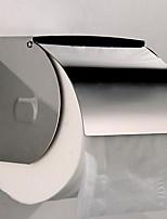 Недорогие -Держатель для туалетной бумаги Новый дизайн / Cool Современный Нержавеющая сталь / железо 1шт На стену