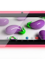 abordables -Q88 Android Tablet (Android 4.4 1024 x 600 Quad Core 1GB+8GB) / 32 / Mini USB / Prise pour Ecouteurs 3.5mm