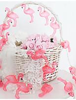 baratos -Ornamentos Plásticos Decorações do casamento Casamento / Festival Tema Praia / Tema Jardim / Pássaro Todas as Estações