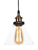 baratos -Mini Luzes Pingente Luz Ambiente Acabamentos Pintados Metal Vidro Estilo Mini 110-120V / 220-240V