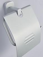 Недорогие -Держатель для туалетной бумаги Новый дизайн / Cool Современный Алюминий 1шт На стену