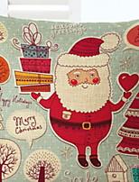 billiga -Jul Jul Icke-vävda Tyger Fyrkantig Originella Juldekoration