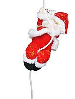 Недорогие -Рождество Праздник Ткань Круглый Мультипликация Рождественские украшения
