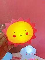 baratos -Led noite luz dos desenhos animados estrela ect apaziguar luz da noite bebê sono lâmpada decoração da sala das crianças brinquedos