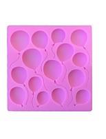 Недорогие -Инструменты для выпечки Силикон обожаемый / Творческая кухня Гаджет Торты / Шоколад / конфеты Формы для пирожных / Десертные инструменты 1шт