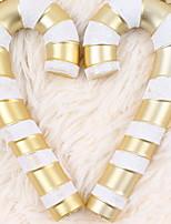 Недорогие -Праздничные украшения Рождественский декор Декоративные объекты Декоративная Золотой / Красный / Розовый 1шт
