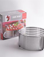 Недорогие -Инструменты для выпечки Нержавеющая сталь Креатив Торты Формы для пирожных 1шт