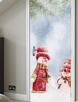 Недорогие -Праздничные украшения Рождественский декор Рождественские украшения Декоративная Образец 2pcs