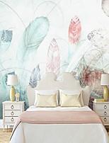 abordables -fond d'écran / Mural Toile Revêtement - adhésif requis Peinture / Décoration artistique / Carreau vernisé