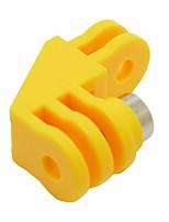 Недорогие -Холдеры / адаптеры Скорость / Винт-на / Легко для того чтобы снести Для Экшн камера Все Мотобайк / Мотоцикл / Для велоспорта пластик / Пластиковый корпус / Пластик + + PCB